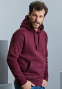 Heren Hoodie Authentic Melange Russell R-261M-0