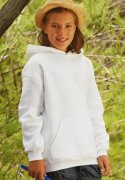 Kinder Hoodie Fruit of the Loom 62-037-0