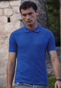 Heren Polo fitted 65/35 Fruit of the Loom 63-042-0