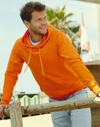 Hooded Sweater Fruit of the Loom Lightweight 62-140-0