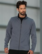 Softshell Heren Jas Russell Smart R-040M-0