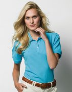 Dames Poloshirt Kustom Kit Kate KK705