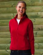 Dames Fleece vest Russell Micro 883F
