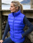 Dames Bodywarmer Result Ice Bird Padded R193F