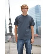 T-shirt James & Nicholson Workwear-T Men JN800