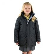Kinderjas result winter parka R207J/Y