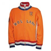 Oranje sweater, Retro Jacket 8520