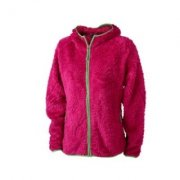 Dames Fleece hooded JN563