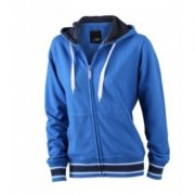 Dames Hooded Sweaters Baseball jacket JN566
